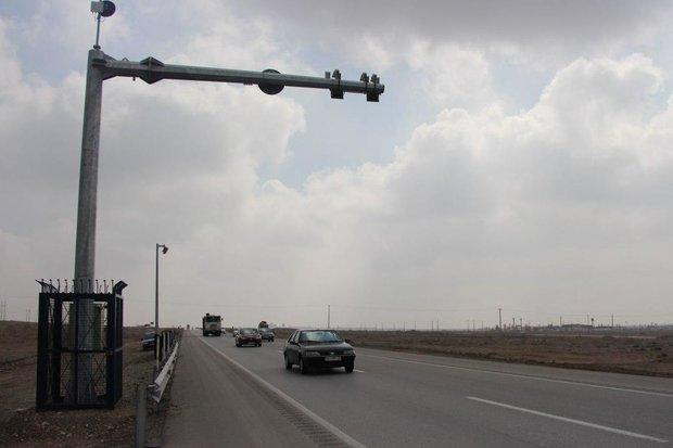 همه مسیرهای ارتباطی استان بوشهر به دوربین کنترل سرعت تجهیز شوند