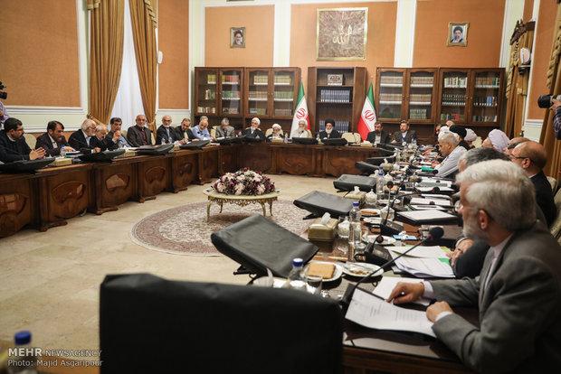 Düzenin Yararını Teşhis Konseyi toplantısından kareler