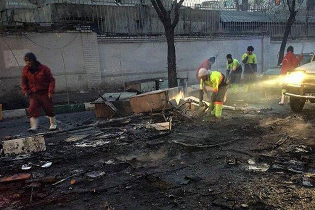 """ما هي حقيقة احداث """"باسداران"""" في طهران"""