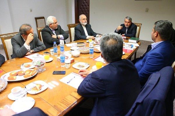 نشست هیات اجرایی کمیته ملی المپیک برگزار شد