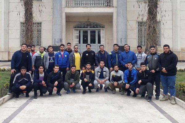 اردوی تیم ملی نوجوانان و جوانان وزنه برداری