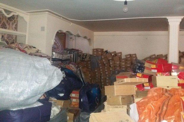 شناسایی ۲۲ واحد عرضه پوشاک قاچاق در اصفهان در یک ماه گذشته