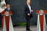 قرار ملاقات رؤسای جمهوری آمریکا و مکزیک به هم خورد