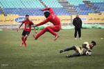 تمرین تیم فوتبال پرسپولیس در آستانه دربی ۸۶