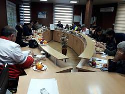 جلسه کمیته استانی بهداشت، سلامت و محیط زیست علوم پزشکی در کرمانشاه