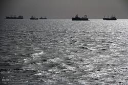 مانور امداد، نجات و جستجوی دریایى در آب هاى خلیج فارس