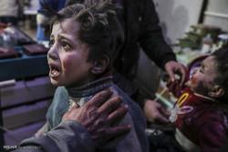 إرتفاع حصيلة الضحايا من المدنيين جراء الحرب القائمة بسوريا / صور