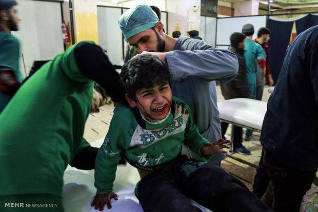 Suriye savaşındaki can kaybı giderek artıyor
