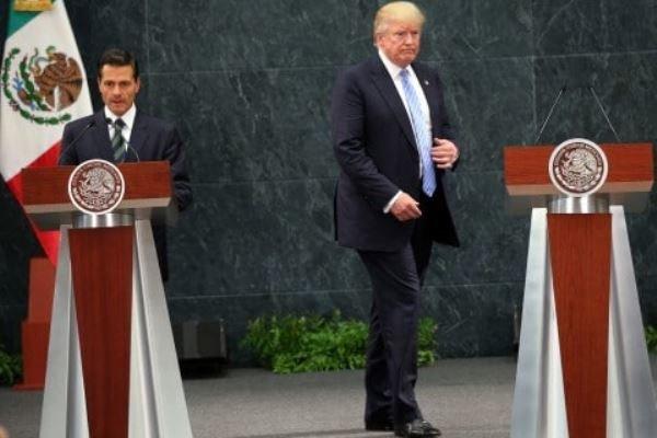 ترامپ و پنیا نیتو