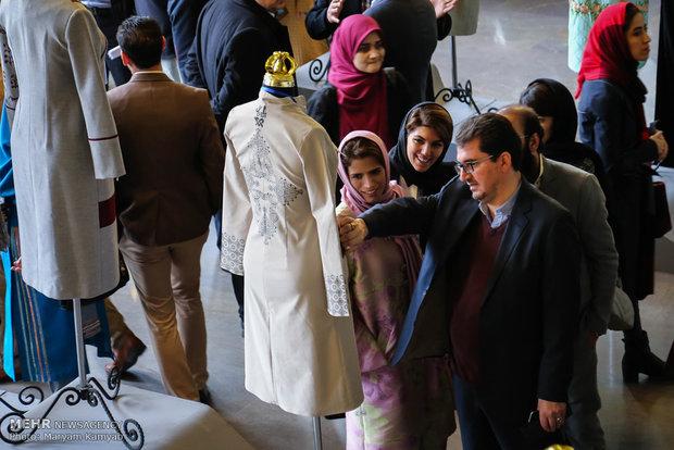 افتتاح جشنواره مد و لباس فجر