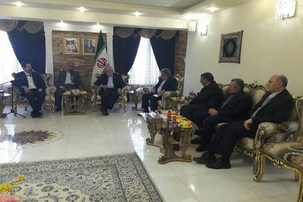 Iran, Iraq heads of mission meet in Sulaymaniyah