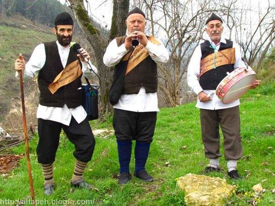 Nowruz Eve tradition in Gorgan