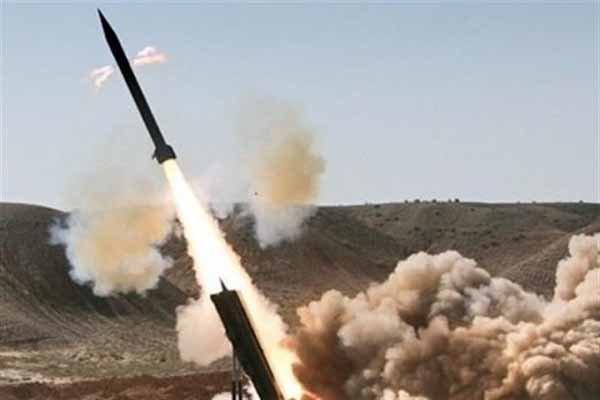 شلیک موشک زلزال۱ به مواضع ارتش سعودی در جنوب غرب عربستان