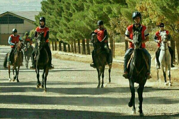 سومین دوره رقابتهای سوارکاری استقامت در کرمانشاه برگزار میشود