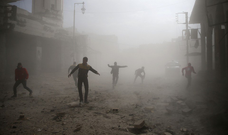 How it happened in Syria?