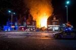 انفجار مهیب در شهر «لستر» انگلیس