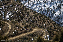 البرز بارانی میشود/آبگرفتگی معابر و بارش برف در ارتفاعات