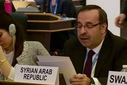 آمریکا مانع رسیدن کمک های بشردوستانه به آوارگان سوری می شود