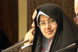 فائزه عبداللهی عضو شورای اسلامی شهر گرگان