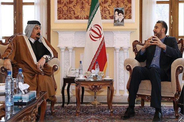 Amir-Abdollahian lauds Iraqi Shia, Sunni nomads' role in war on ISIL