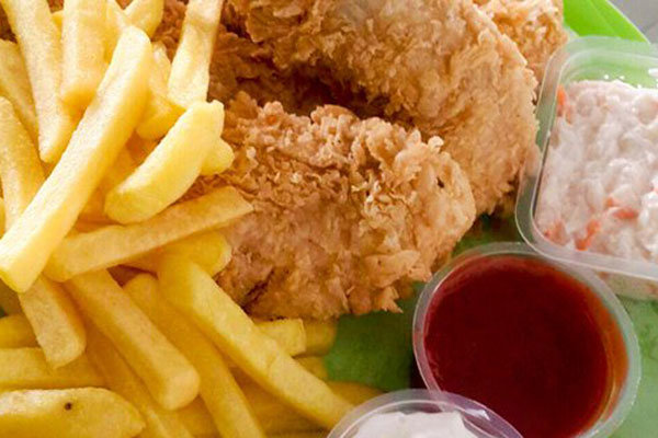 ارتباط مصرف غذاهای سرخ شده با افزایش ریسک بیماری قلبی و سکته,