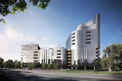 مجموعه آپارتمانهای فناورانه در استرالیا ساخته می شوند