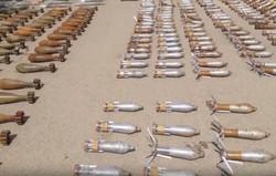 ضبط أسلحة وذخائر أمريكية وإسرائيلية في القنيطرة السورية