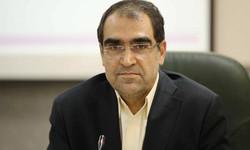 Health Minister Hassan Qazizadeh-Hashemi