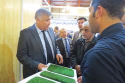 سفیر ازبکستان از نمایشگاه توانمندی های صنعتی قزوین دیدن کرد