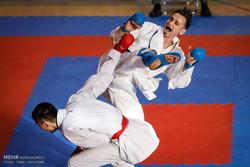 البرز میزبان رقابتهای پیشکسوتان کاراته قهرمانی کشور است