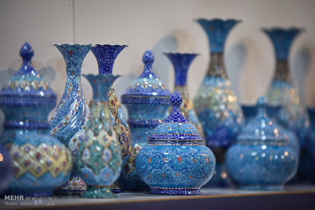 65 Iranian crafts to be reviewed for UNESCO Seal of Excellence