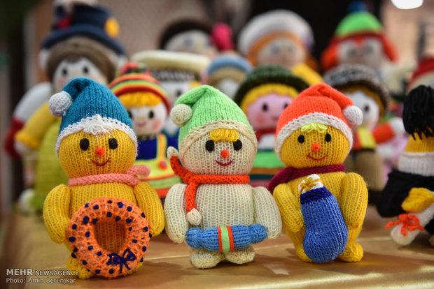 نمایشگاه وبازارچه صنایع دستی ارومیه در مدرسه ۲۲بهمن برگزار می شود