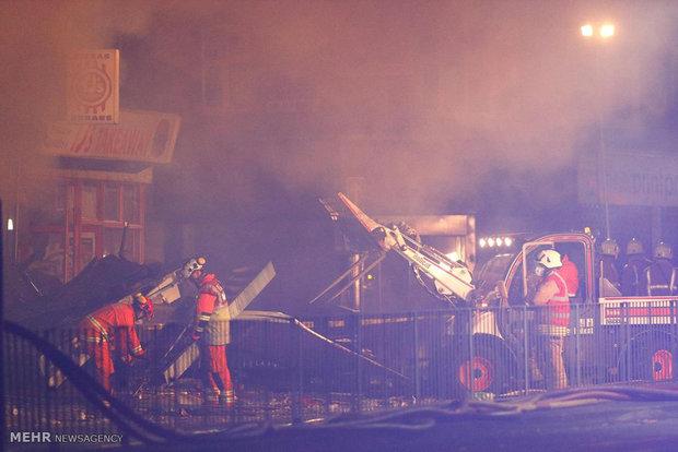 انفجار در انگلیس