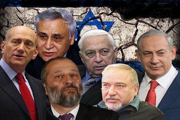 الفضائح الأخلاقية والمالية تلاحق قادة الكيان الصهيوني