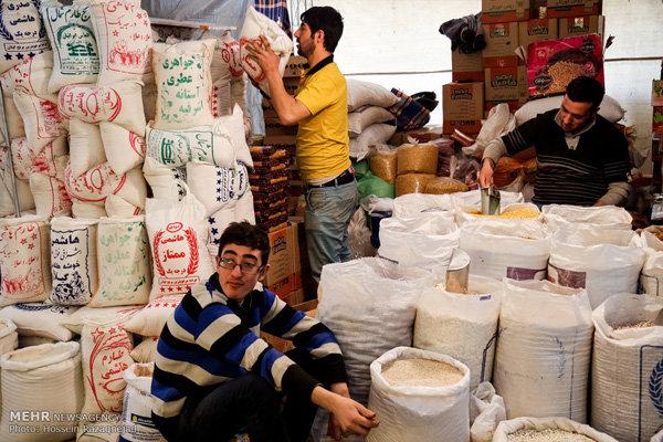 توزیع ۲۰۰ هزار تُن انواع برنج وارداتی و شکر