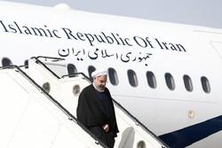 Cumhurbaşkanı Ruhani Hürmüzgan eyaletinde