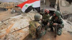 Suriye ordusu Halep-Şam otoyolu üzerinde iki bölgeyi kurtardı
