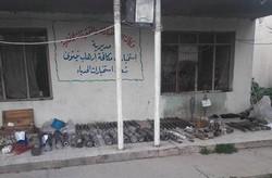 """ضبط احزمة ناسفة لـ""""داعش"""" في المدينة القديمة بالموصل"""
