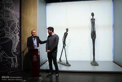 """عرض تمثالین ل""""البرتو جاكومتي"""" في متحف الفنون المعاصرة"""