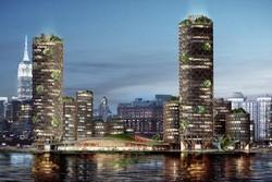 یک جزیره در نیویورک برای مقابله با افزایش سطح دریا ساخته می شود!
