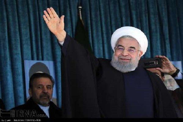 Pres. Rouhani makes historic visit to Hormozgan today