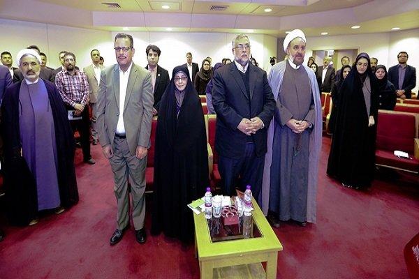 مراسم رونمایی از دانشنامه «ایرانزمین»و«معجم المخطوطات العراقیه»