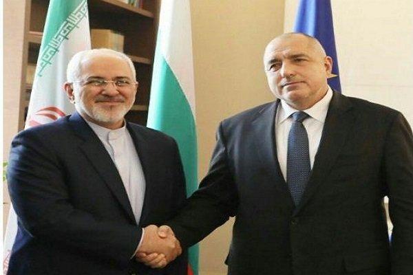 Zarif, Bulgaristan Başbakanı ile görüştü