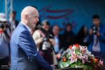 فیفا کے صدر کا تہران کا دورہ