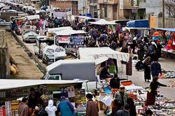 بازارچه های محلی در شهر قزوین توسعه می یابد