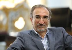 حضور ابهام برانگیز شهردار  مشهد در مراسم بازپیرایی آرامگاه فردوسی