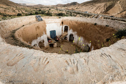 ژیان له ژێر زهوین له تونس