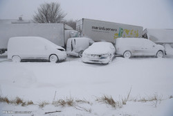 سرما و یخبندان در اروپا