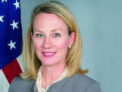 امریکی  نائب وزیر خارجہ پاکستان پہنچ گئیں