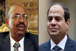 جزئیات توافق عمر البشیر و السیسی در راستای پیشبرد روابط همه جانبه